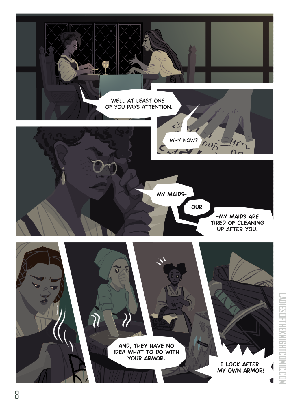 Intro – Page 8